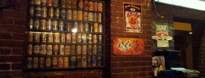 Bier Baron Tavern is one of Draft Mag's Top 100 Beer Bars (2012).
