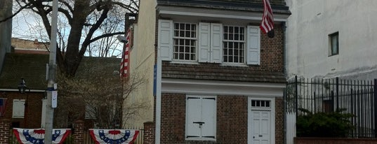 Betsy Ross House is one of Best Places to Check out in United States Pt 7.