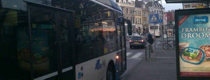 Bushalte Neude is one of Public transport NL.
