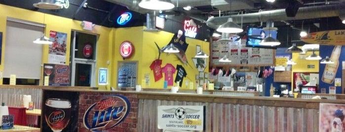 Fuzzy's Taco Shop is one of 20 favorite restaurants.