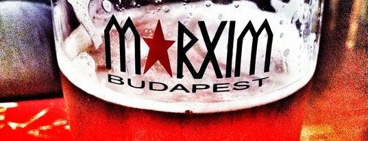 Marxim Pub is one of Nemzetközi kocsmalista.
