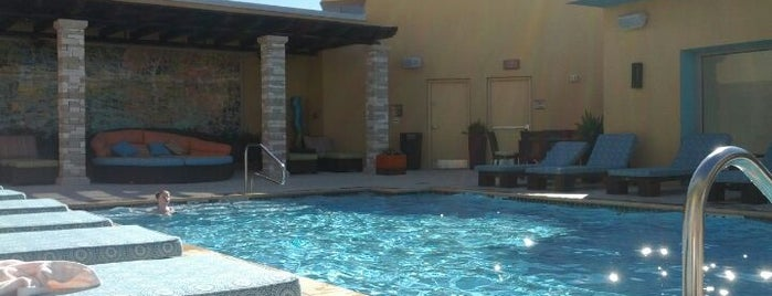 The Hotel Contessa is one of The 15 Best Places with Good Service in San Antonio.