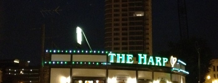 The Harp Irish Pub is one of Top picks for Bars.