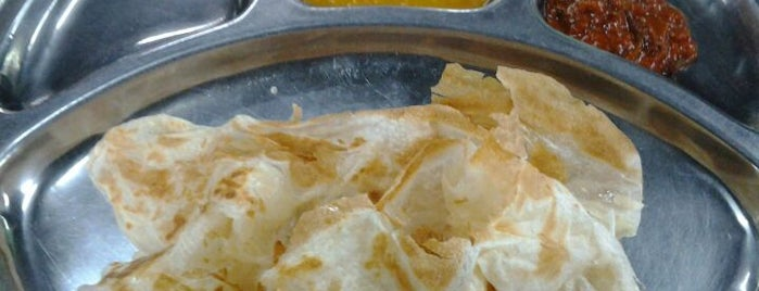Valentine Roti is one of KL Cheap Eats.