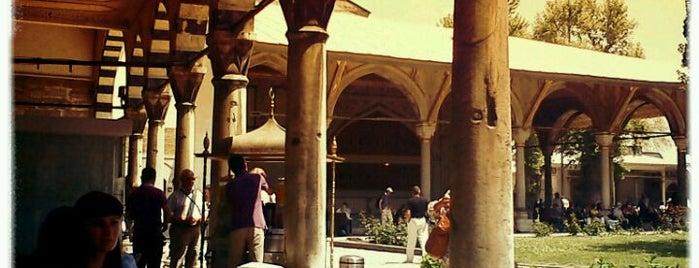 Topkapı Sarayı is one of My Istanbul.