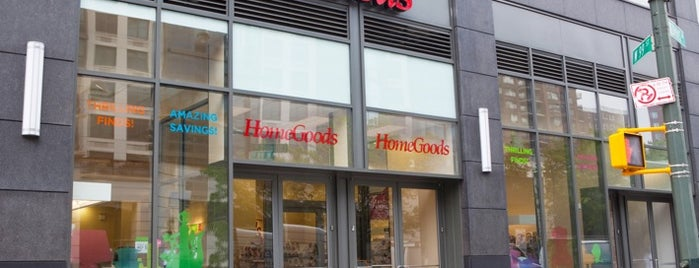 HomeGoods is one of New York.