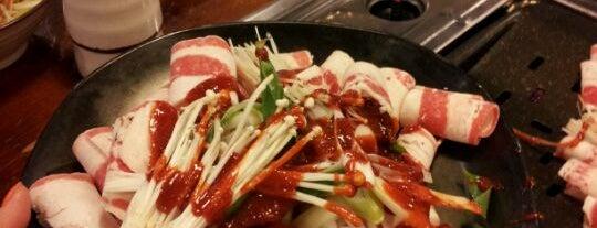 구이가 is one of Seoul.