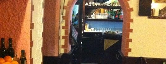 Aladino ristorante is one of Ristoranti etnici vegan-friendly a Milano.