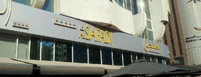 Al Safadi is one of Dubai.