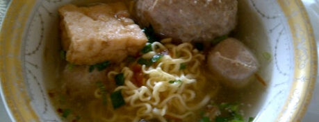 Bakso Titoti Wonogiri is one of Food Channel - BSD City.