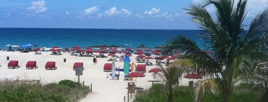 Singer Island Beach is one of Ft Lauderdale to Stuart FL.