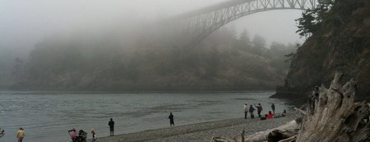Deception Pass Bridge is one of Best Places to Check out in United States Pt 7.