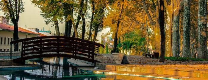 Gülhane Parkı is one of My Istanbul.