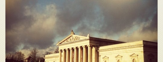 Glyptothek is one of All the great places in Munich.