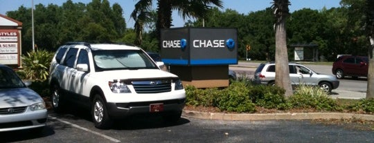 Chase Bank is one of LUGARES VISITADOS.