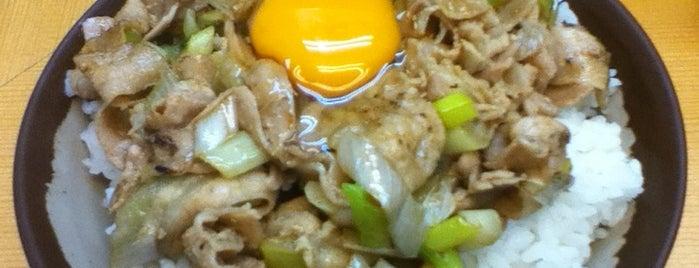 Kichijoji Donburi is one of テラめし倶楽部 その1.