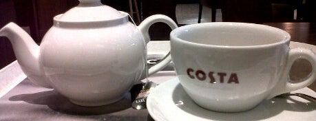 Costa Coffee is one of Manchester Coffee Addicts.