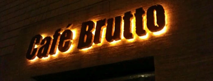 Brutto is one of Feed me Minsk.