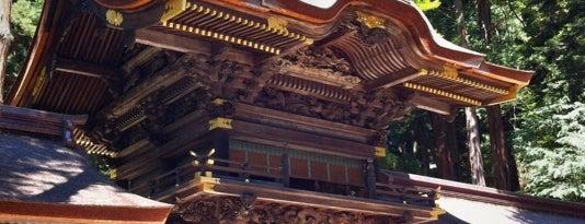 諏訪大社 下社 春宮 is one of 201405_中山道.
