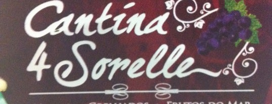 4 Sorelle is one of Restaurantes  ....