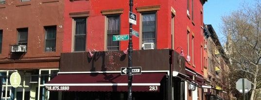 Zaytoons is one of BYOB NYC.