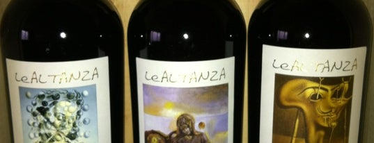 Bodegas Altanza is one of All-time favorites in Spain.