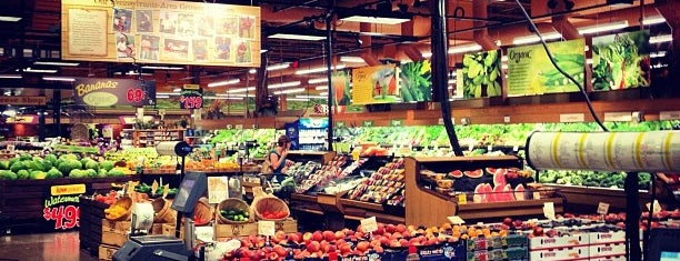 Wegmans is one of Places I have gone.