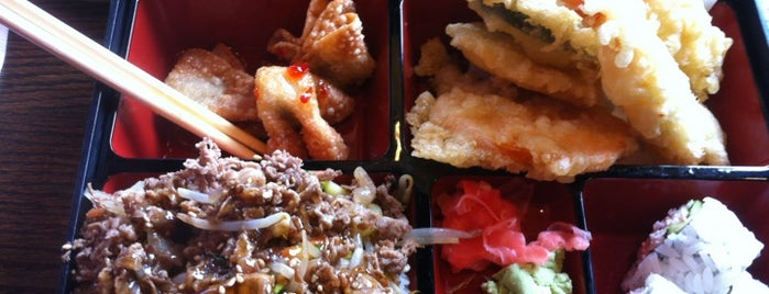 Yamato Sushi is one of Vancouver to do list.