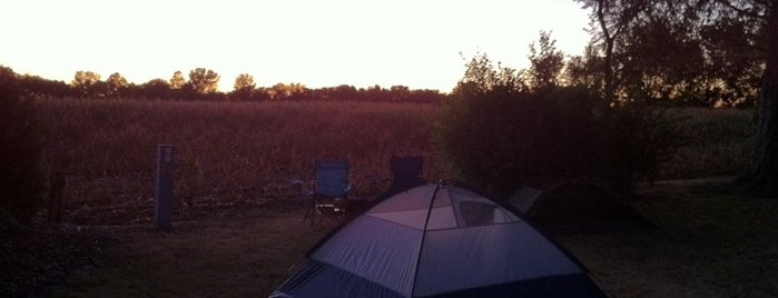 Camp-A-While Campgrounds is one of Lincoln 1.