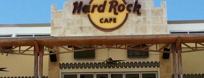 Hard Rock Cafe St. Maarten is one of HARD ROCK CAFE'S.