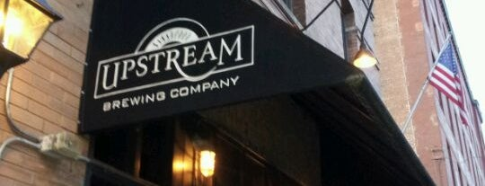 Upstream Brewing Company is one of Dining of Omaha.