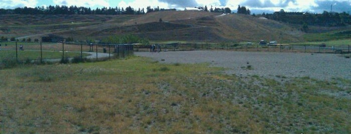 Chambers Creek Dog Park is one of Dog walking in Tacoma.