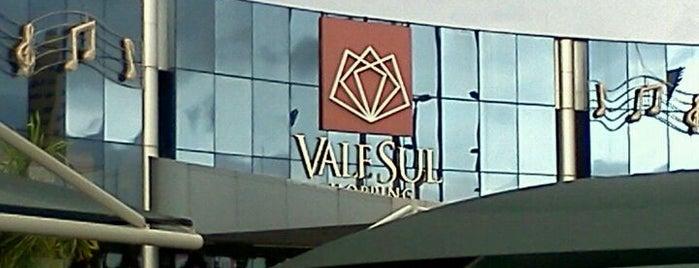 Vale Sul Shopping is one of Calioni pelo mundo!.