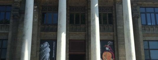 İstanbul Archaeological Museums is one of İstanbul'daki Müzeler (Museums of Istanbul).