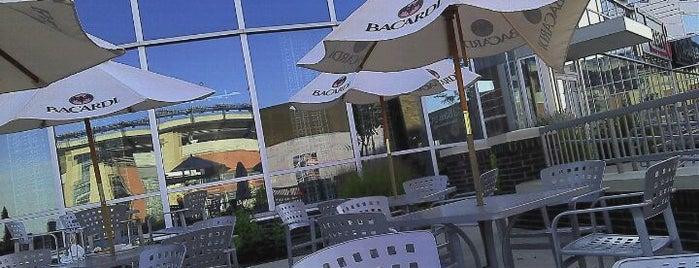 Twenty8 Food & Spirits is one of Restaurants & Bars at Patriot Place.