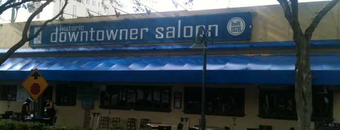 Downtowner Saloon is one of The 15 Best Places for Chicken Wings in Fort Lauderdale.