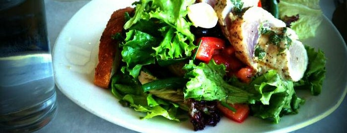 Tender Greens is one of Top 50 restaurants in LA.