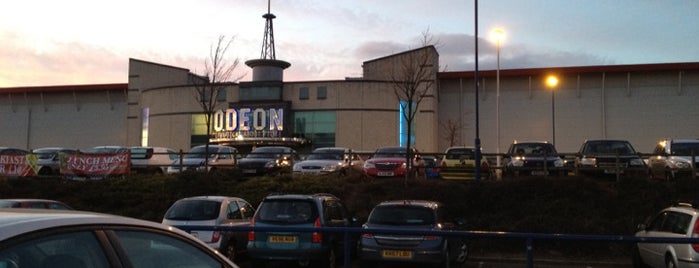 Odeon is one of stuff.