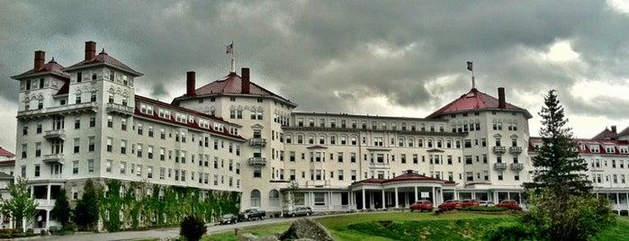 Omni Mount Washington Resort is one of White Mountains.