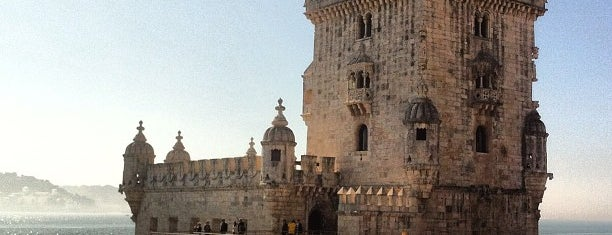 Belém Tower is one of Lisboa May13.