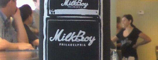 MilkBoy Philadelphia is one of Philly Classroom Venues.