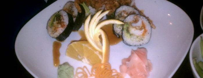 Café Asia is one of Must-Visit Sushi Restaurants in RDU.