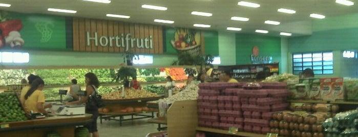 Supermercado Fonseca is one of Supermercado.
