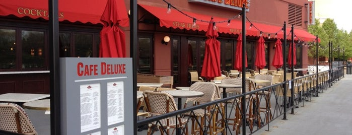 Cafe Deluxe is one of Guide to Gaithersburg's best spots.
