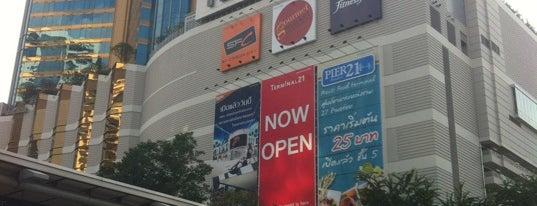 Terminal21 is one of Around Bangkok | ตะลอนทัวร์รอบกรุงฯ.