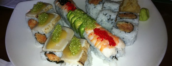 Sushi Ya is one of To the East of Queens.