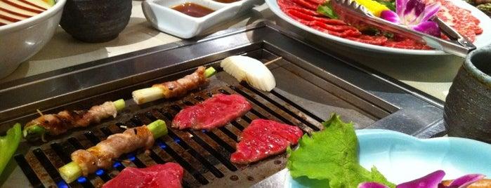 Favorite Japanese Restaurants