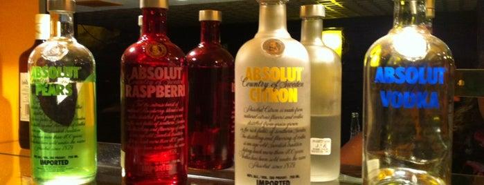 Cassot Bar is one of QR.