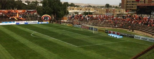 Estadio Municipal de Calama is one of Estadios.