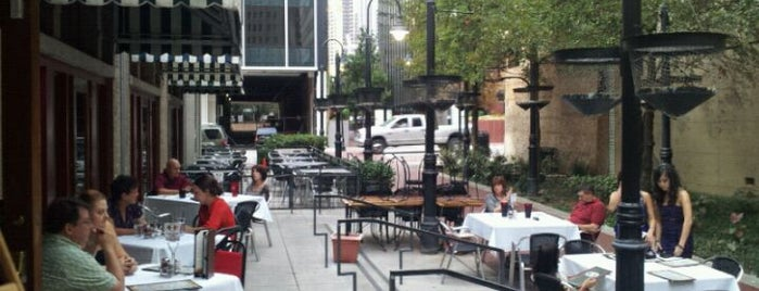 Campisi's Restaurant - Downtown Dallas is one of Pet-Friendly DFW.